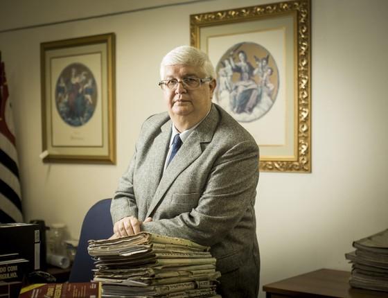 juiz Emilio Migliano Neto  (Foto: Anna Carolina Negri/ÉPOCA)