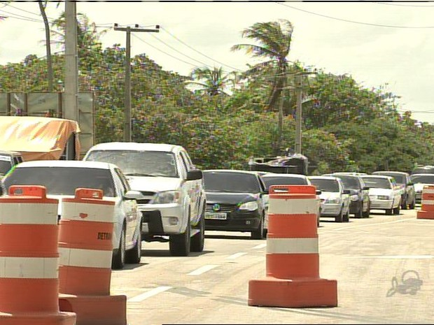 PRE-CE registra nove acidentes com uma morte neste sábado de Carnaval (Foto: Reprodução/TV Verdes Mares)