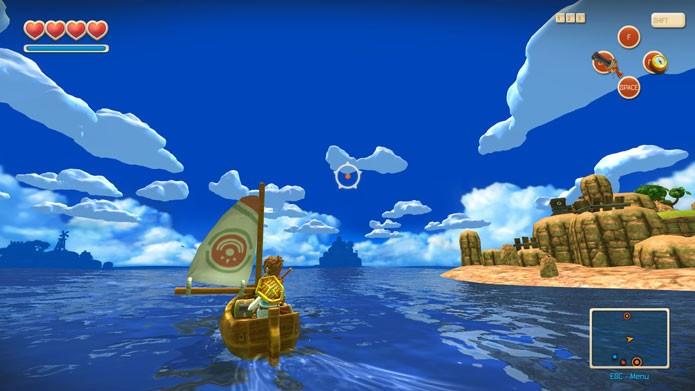 Oceanhorn: Monster of Uncharted Seas (Foto: Divulgação/Steam)