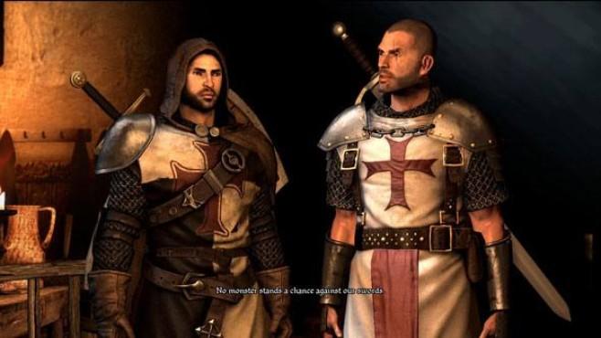 The First Templar. Дата. Очень интересная игра, гейплей похож на Assassin