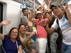 Esquema de transporte vence desafio da mobilidade durante a Olimpíada