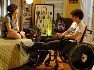 Lia diz que nunca vai poder rolar nada entre eles (Foto: Malhação / Tv Globo)