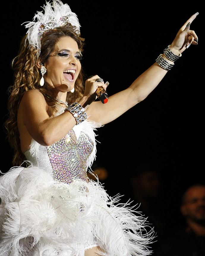 Chayene  (Foto: Felipe Braga / TV Globo)