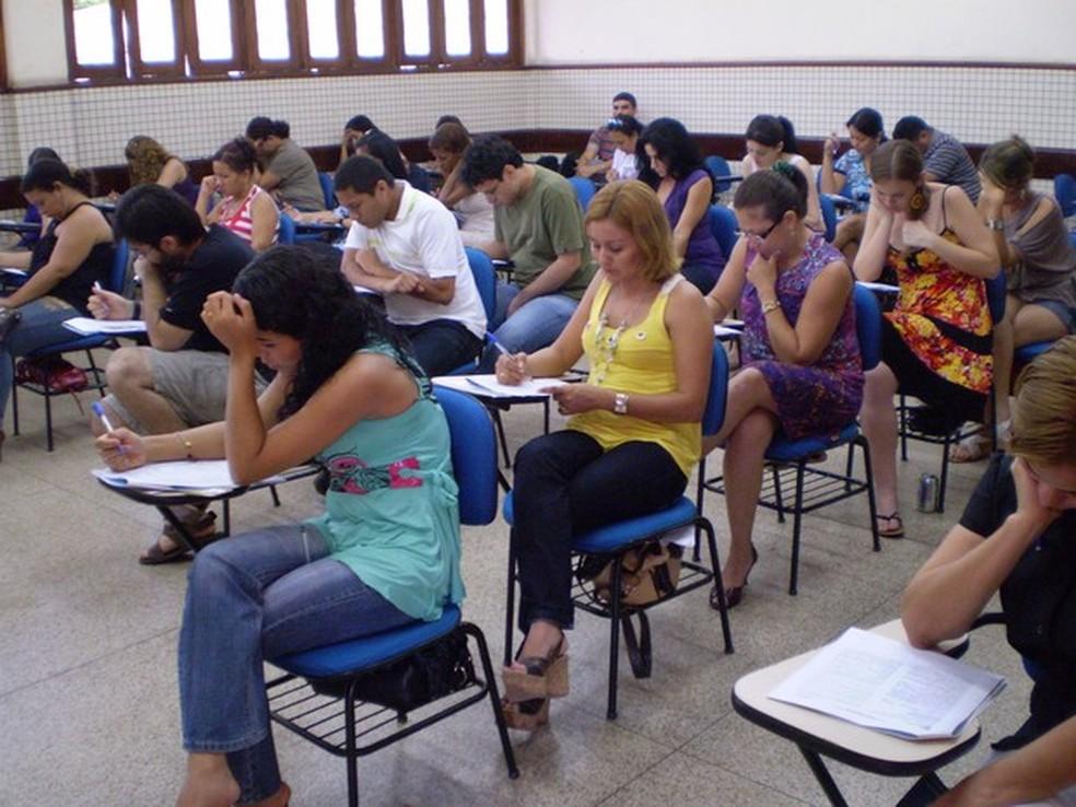 Concurso público para o Detran-CE deve ocorrer no segundo semestre deste ano, segundo o governador (Foto: Lena Marinho/Arquivo G1)
