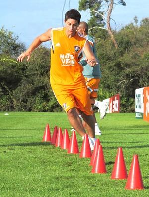 Conca Treino Fluminense (Foto: Richard Souza)