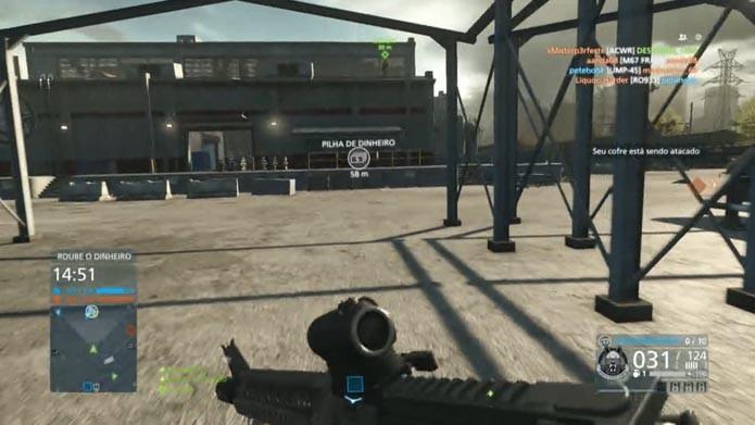Battlefield Hardline: como jogar o novo modo Dinheiro Sujo (Foto: Reprodução/Murilo Molina)