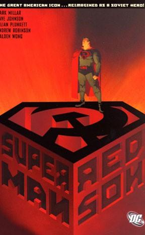 Capa do quadrinho publicado pela DC Comics em 2003 (Foto: Reprodução/DC Comics)