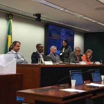 CPI da Máfia do Futebol, na Câmara, reconvoca Ricardo Teixeira (Foto: Lucas Magalhães / GloboEsporte.com)