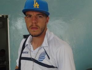 Roberto Dias CSA (Foto: Viviane Leão/GloboEsporte.com)