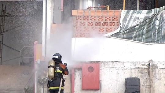 Vazamento de gás amônia em cervejaria desativada afeta cerca de 300 residências em MS