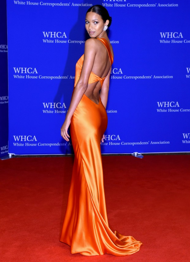 White House Correspondent's Dinner - Lais Ribeiro (Foto: Getty Images)