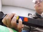 Chip no cérebro ajuda tetraplégico a recuperar movimento da mão