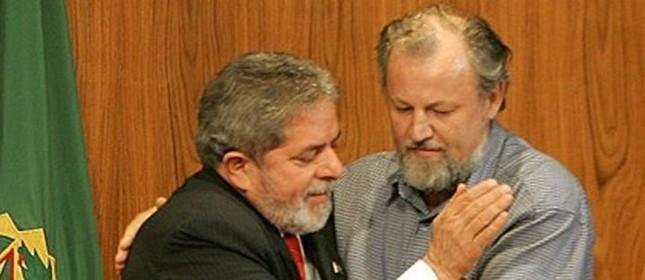 Lula e Stédile (Foto: Divulgação)