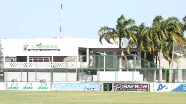 Sede do Ceará (Foto: Divulgação/Cearasc.com)
