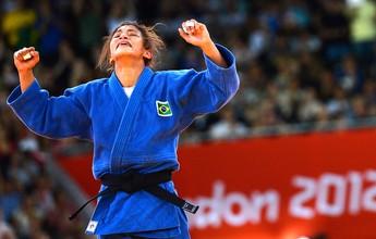 """Sarah Menezes diz que precisará de """"visão de águia"""" para levar novo ouro"""