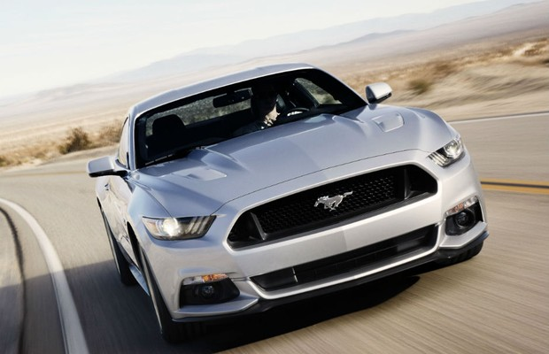 Ford Mustang GT 2015 (Foto: Ford)