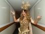 Elba Ramalho festeja ser enredo da Tom Maior: 'Emocionadíssima'