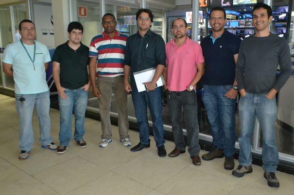 TV Sergipe dá continuidade ao Projeto Visitação (Foto: Divulgação / TV Sergipe)