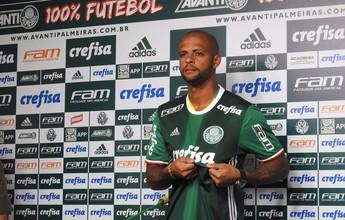 """Jornalista lembra """"fama"""" de Dudu ao apostar no sucesso de Felipe Melo"""