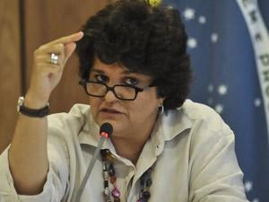 A ministra do Meio Ambiente, Izabella Teixeira (Foto: José Cruz / Agência Brasil)