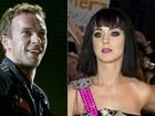 Chris Martin conta em programa que Katy Perry inspirou música