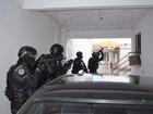 Presos integrantes de quadrilha que roubava retroescavadeiras no RS