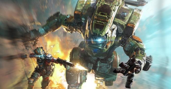 Titanfall 2 é um dos jogos que suportarão o PlayStation 4 Pro (Foto: Divulgação/EA)