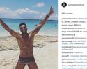 Após virar alvo de zoações por vídeo, Julio Baptista faz piada com dotes de cantor