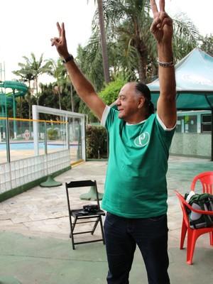 Cesar Maluco Palmeiras (Foto: Sergio Gandolphi)