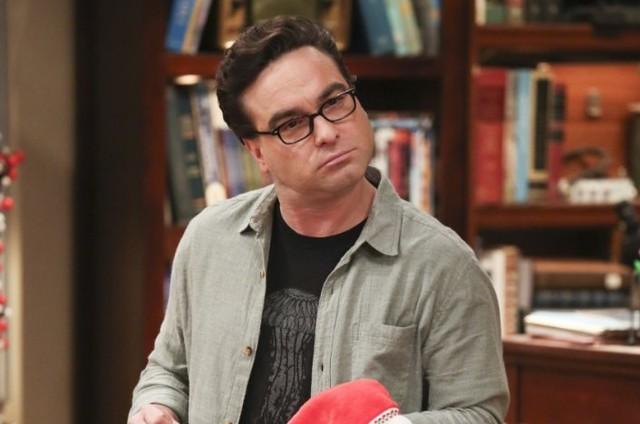 Johnny Galecki como o Leonard de 'The Big Bang Theory' (Foto: Reprodução)