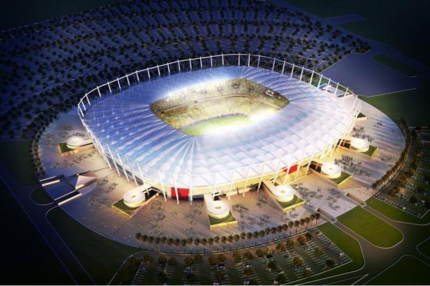 estádio Mané Garrincha (Foto: Divulgação)