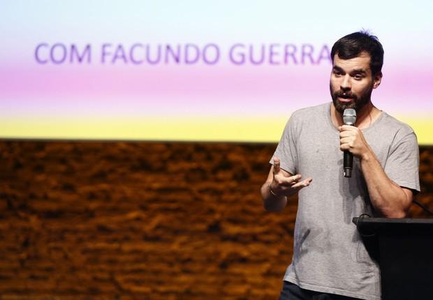 Facundo Guerra, do Grupo Vegas: não há mais espaço para o modelo tradicional das grandes empresas (Foto: Ricardo Cardoso/Editora Globo)