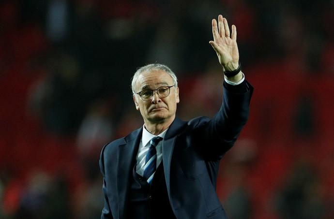 Claudio Ranieri Leicester (Foto: Reuters)
