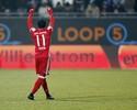 O golaço de Douglas Costa que deu a vitória (e a liderança) ao Bayern