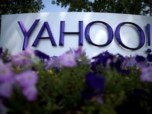 Yahoo (Foto:  Justin Sullivan / Getty Images / AFP Photo )