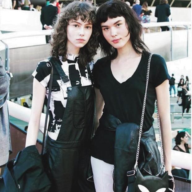 Angelica Erthal e Lorena Maraschi (Foto: Reprodução/Instagram)