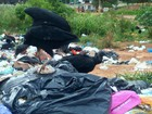 Funcionários da coleta de lixo de Valadares paralisam os trabalhos