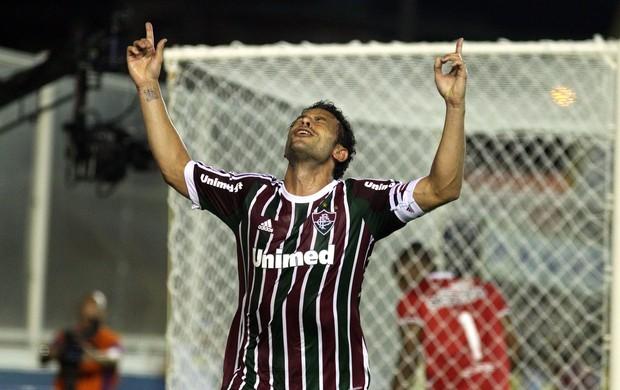 Fred, Macaé x Fluminense (Foto: Nelson Perez/Fluminense F.C.)