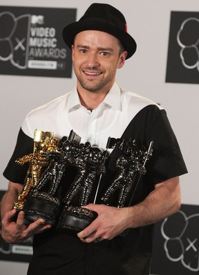 Justin Timberlake (Foto: AFP)