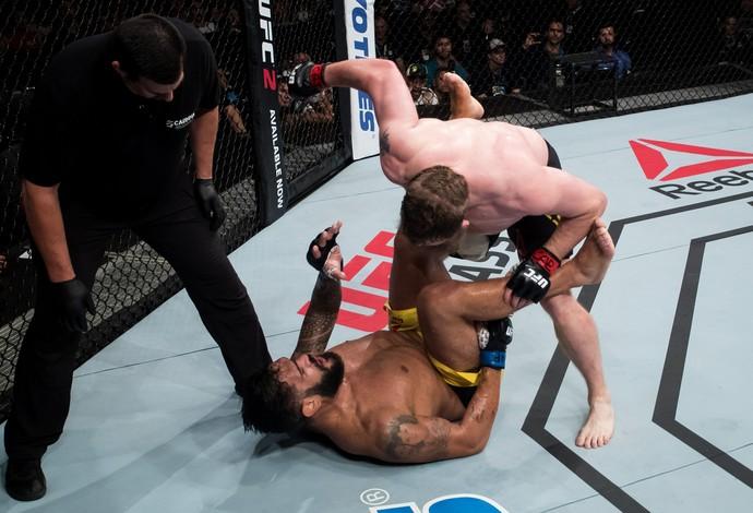 Antônio Pezão Roy Nelson UFC Brasília (Foto: Getty Images)