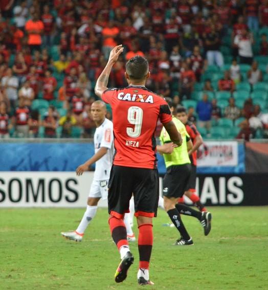 MAIS INPIRAÇÃO (Francisco Galvão / Divulgação / E.C. Vitória)