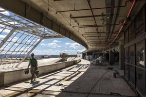 Aeroporto de Confins Obras da Copa (Foto: Portal da Copa / Divulgação)