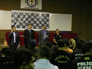 Investigações de fraude nos concursos são comandadas pelo Greco (Foto: Divulgação/Polícia Civil)