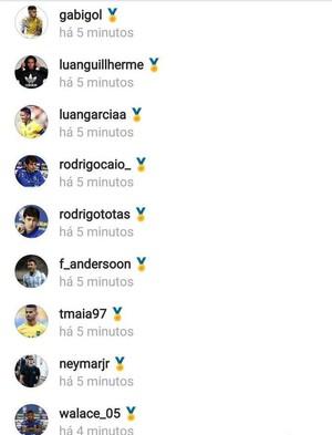 Seleção brasileira Neto Instagram (Foto: Reprodução/Instagram)