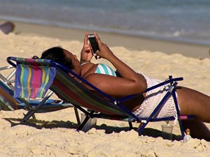 Consultor dá dicas para quem não consegue se desconectar durante as férias (Foto: Reprodução)