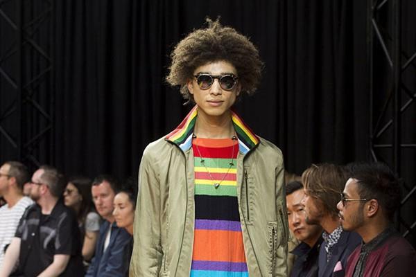 Paul Smith - Semana de Moda de Paris verão 2017 (Foto: IMAXTREE)