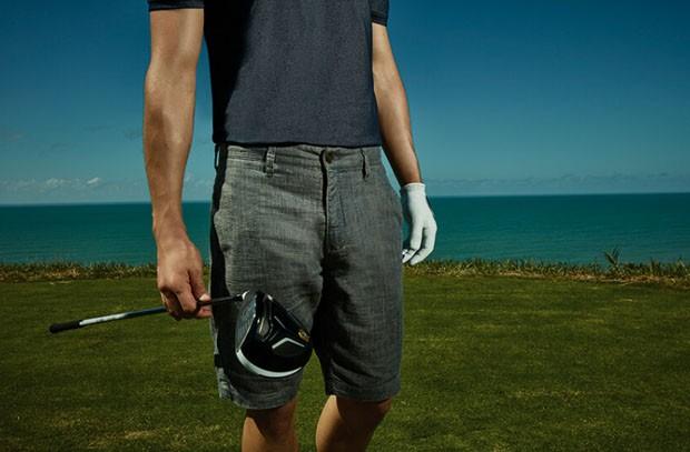 Universo do golfe inspira a coleção primavera-verão da VR Collezioni (Foto: Divulgação)