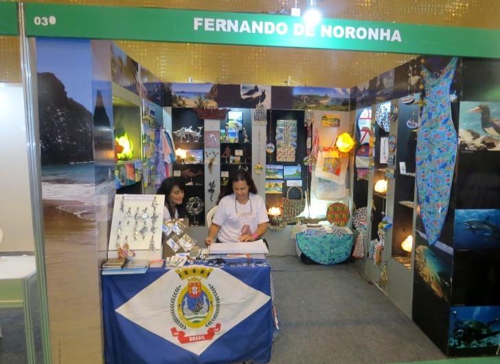 Fernando de Noronha na Feneart