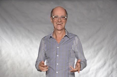 Marcos Caruso voltará à TV em 'Joia rara' (Foto: Raphael Dias/ TV Globo)