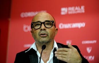Bauza perde força, e Sampaoli pode dividir Sevilla com a Argentina